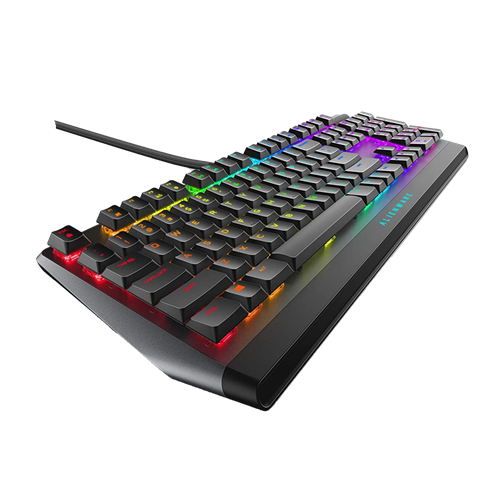 New Alienware Mechanical Gaming Keyboard AW510K